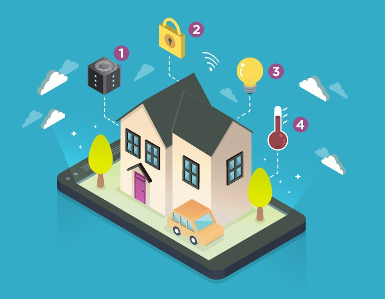 4 easy ways to make your new home a smart home | Featured Image