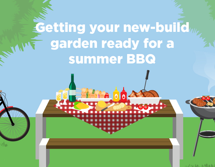 Getting your new-build garden ready for a summer BBQ | Featured Image