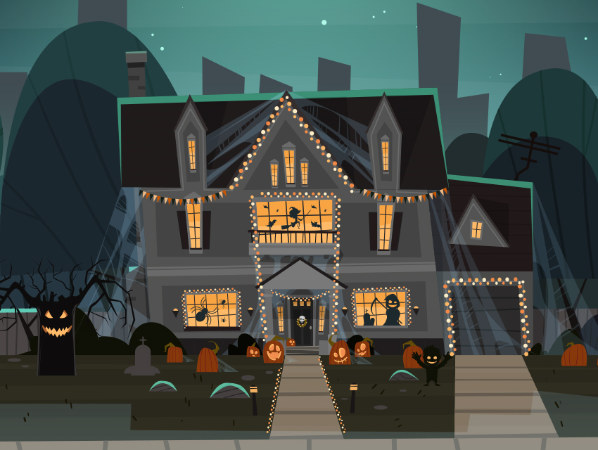 Getting your home ready for Halloween | Featured Image