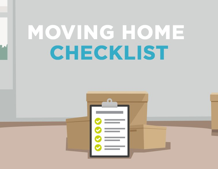 Moving home checklist | Featured Image