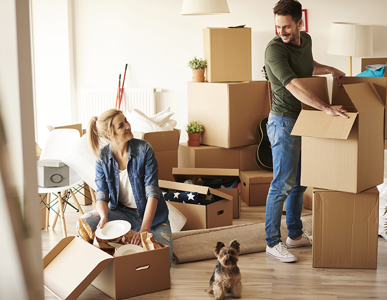 Toptips for a stress-free move | Featured Image