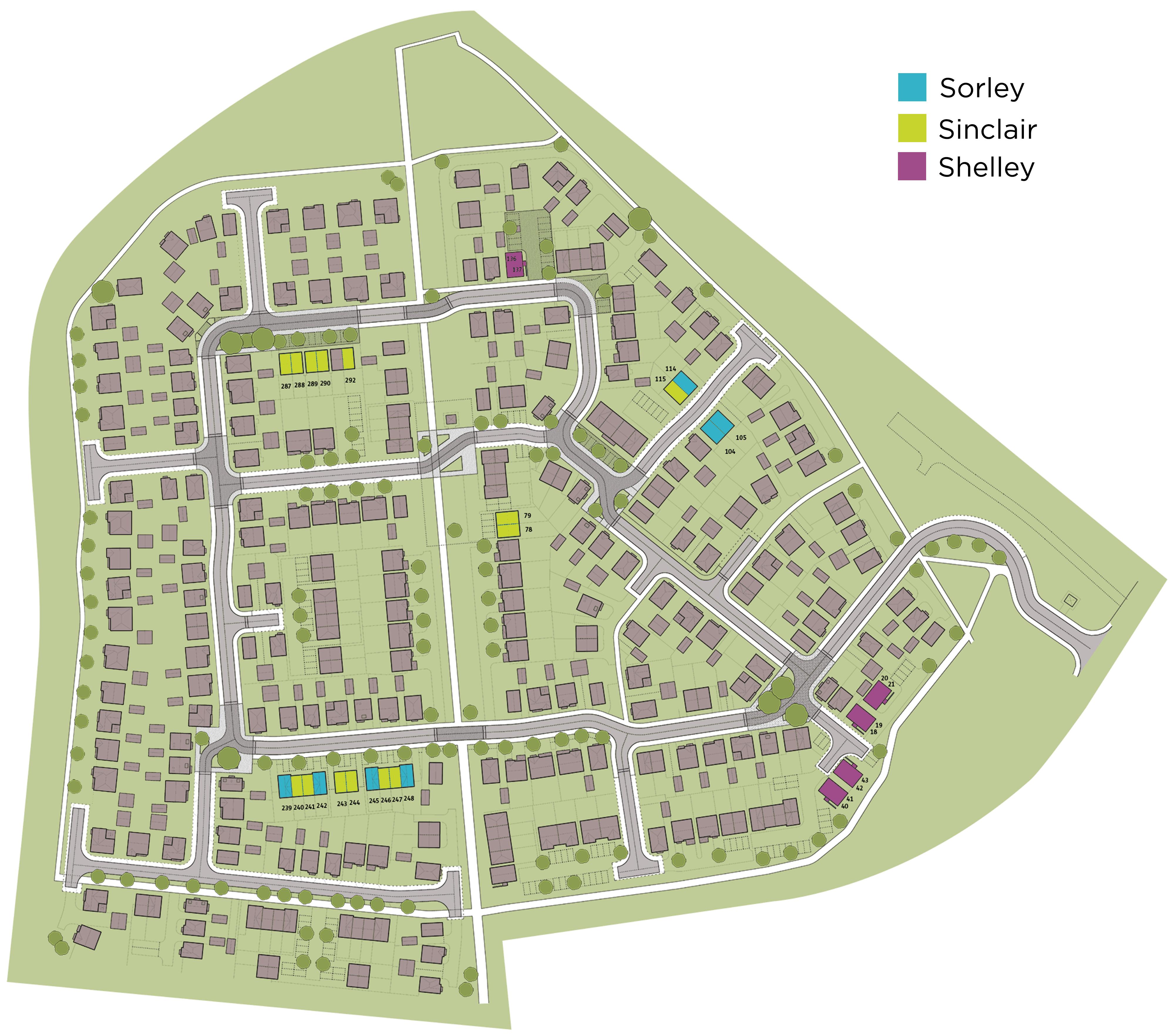 Wistantion Brook development plan