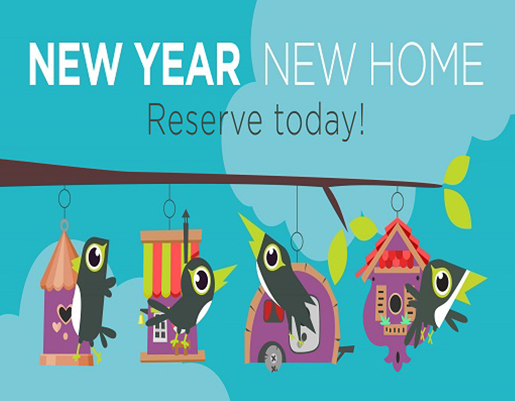 Moving home during lockdown - New Year New Home | Featured Image