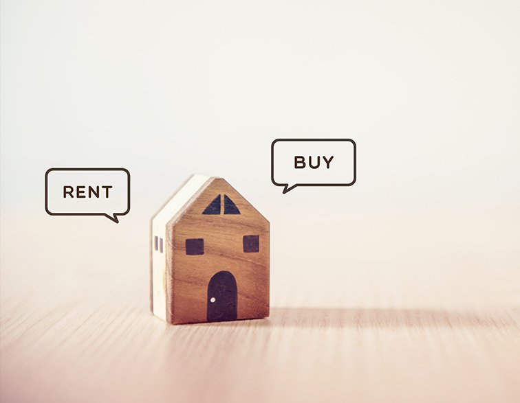 Rent to own versus buying | Featured Image